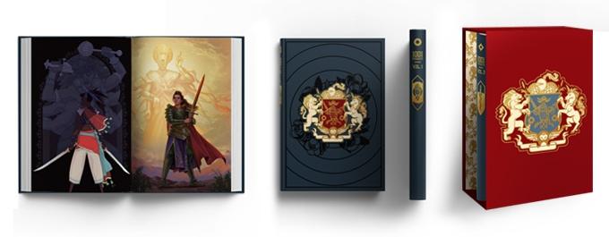1001 Knights Book mockup