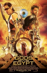 gods of egypt review poster