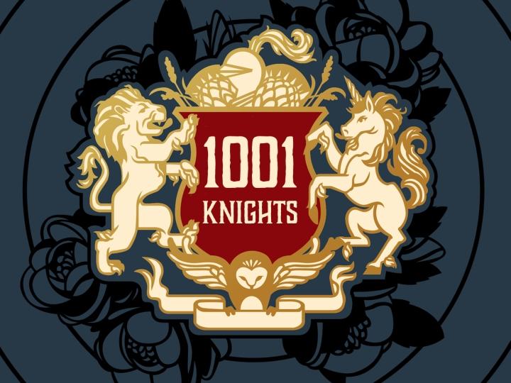 1001 Knights cvr