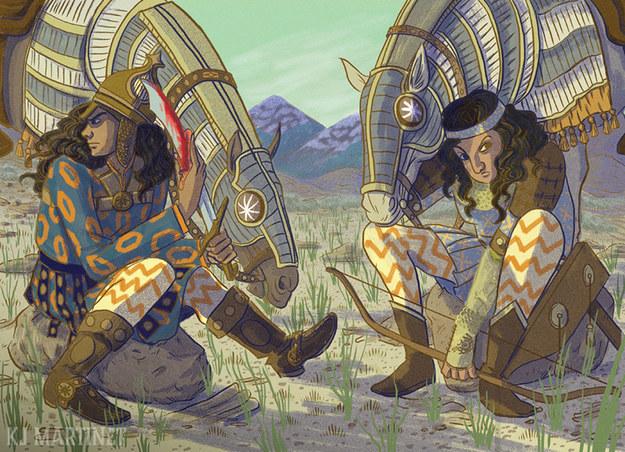 1001 Knights KJ Martinet