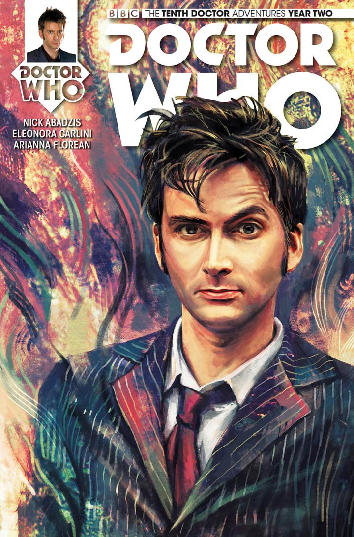 zodiac starforce doctor who the tenth doctor year two 6 cvr