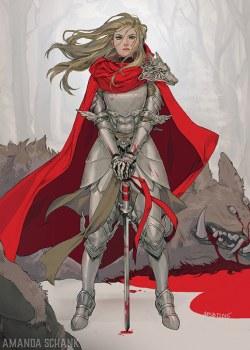 1001 Knights Amanda Schank