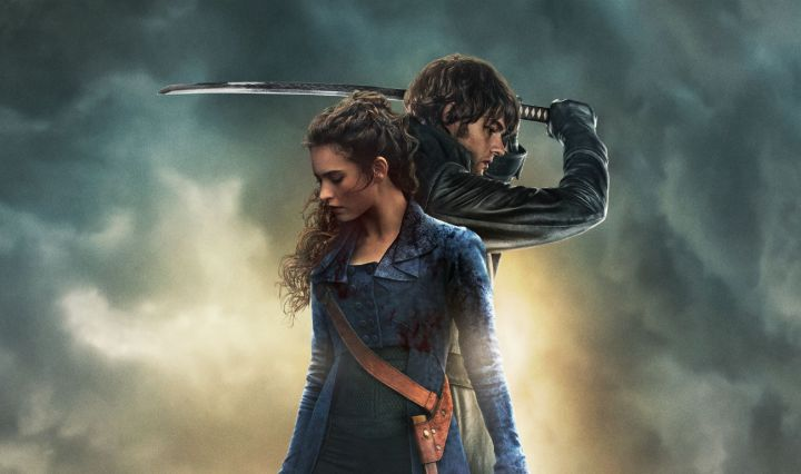 pride + prejudice + zombies movie review feature image