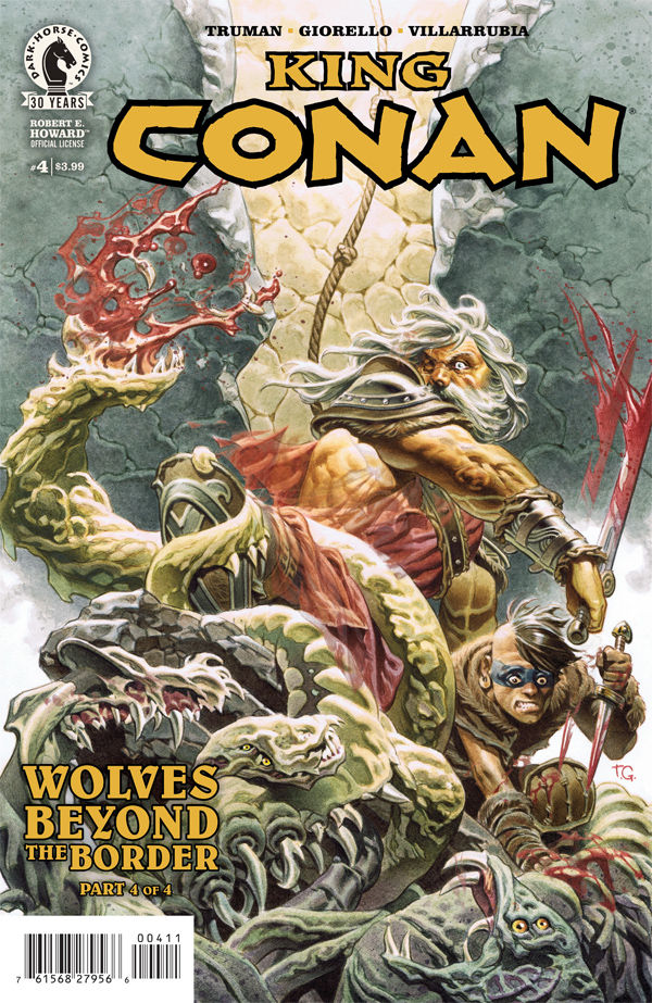 four eyes king conan wolves beyond the border 4 cvr