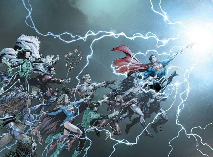 DC Rebirth One Shot cvr