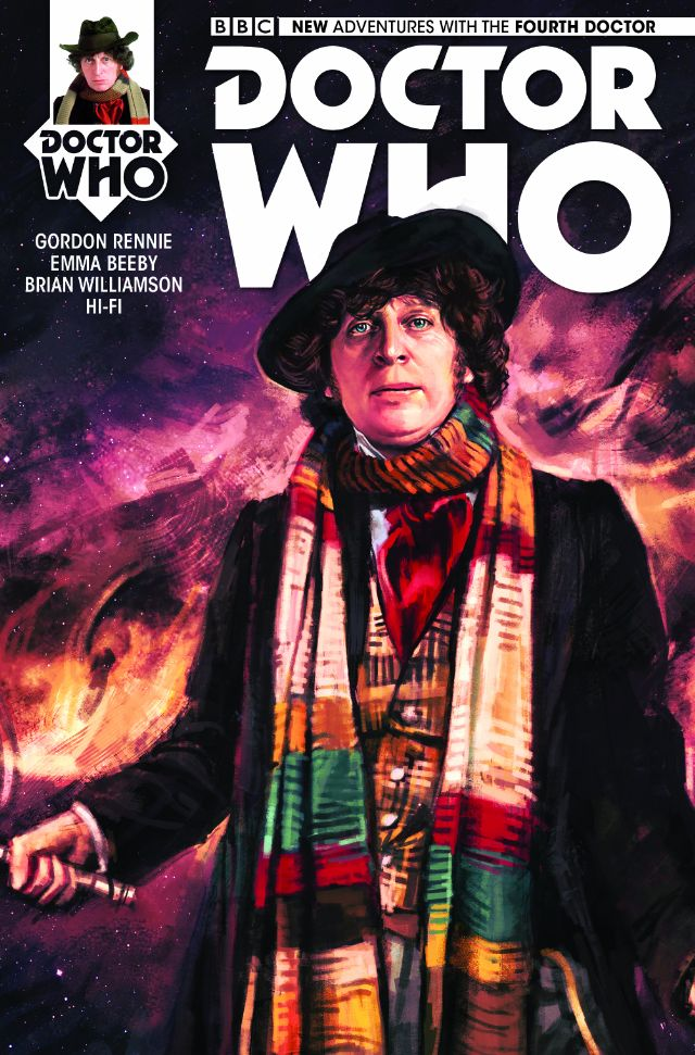 batman #50 doctor who the fourth doctor 1 cvr