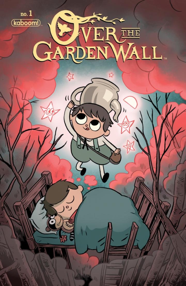 over the garden wall 1 cvr