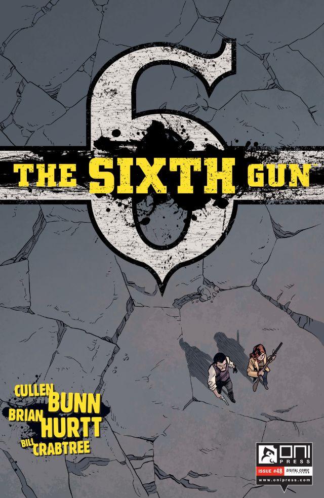 the sixth gun 48 cvr