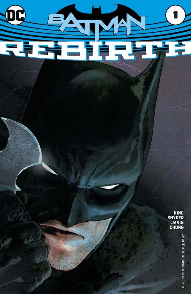 batman rebirth 1 cvr