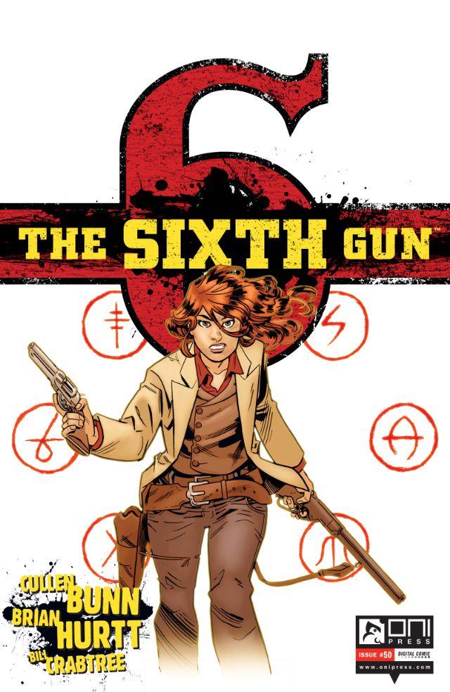 sixth gun 50 cvr
