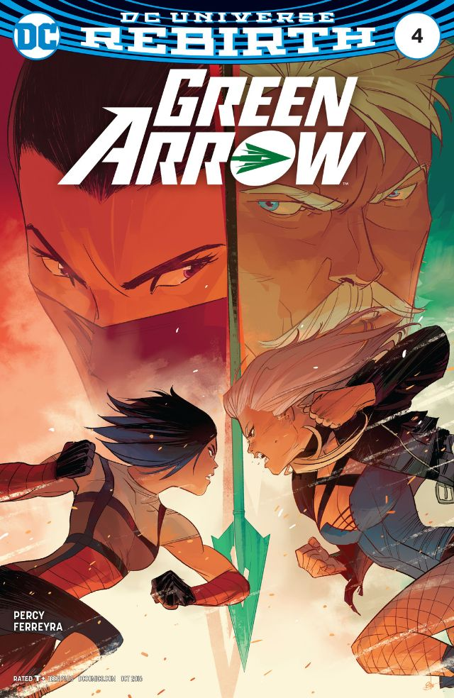 green arrow 4 cvr