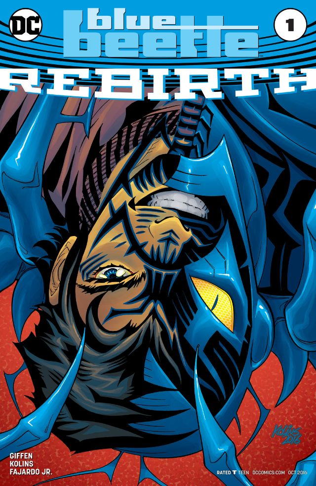 blue beetle rebirth 1 cvr