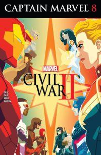 captain marvel 8 cvr