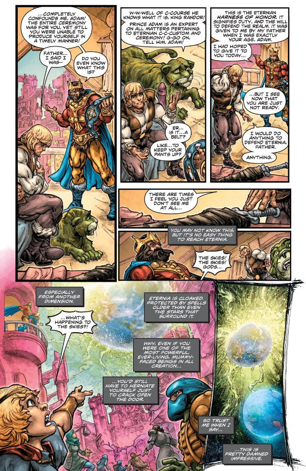 He-Man ThunderCats 1Page1