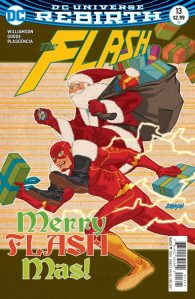 The Flash 13 Cover