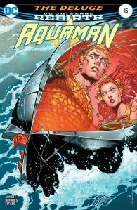 Aquaman 15 Cover