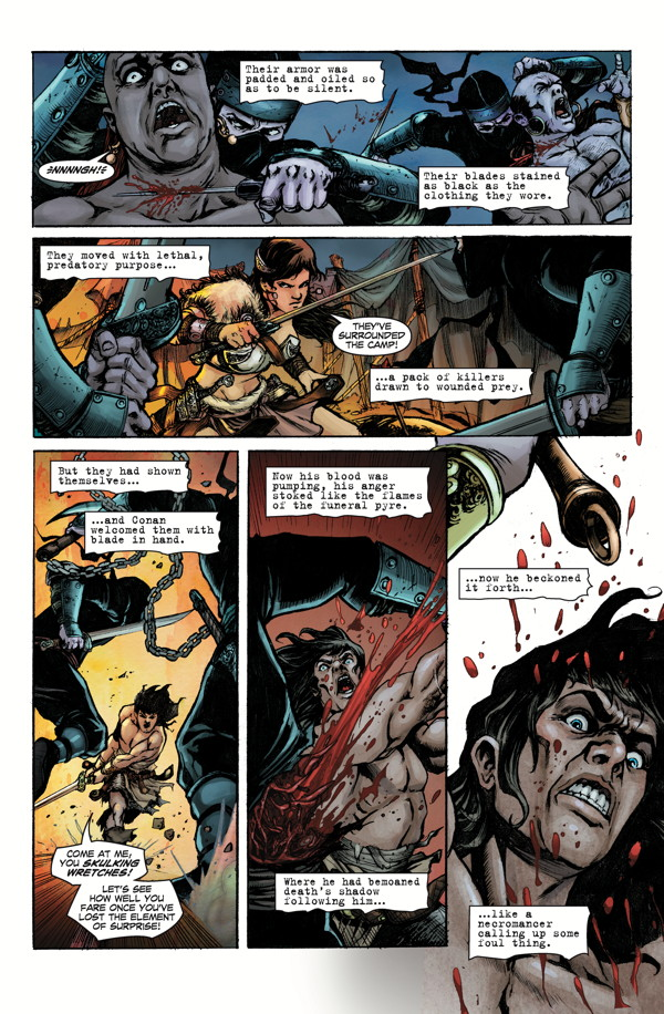 Conan The Slayer 6 p1