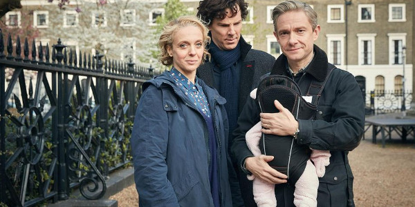 Sherlock Season 4 Episode 1 Picture 1