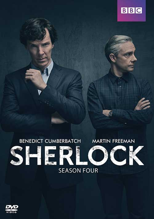 Sherlock Season 4 Cover