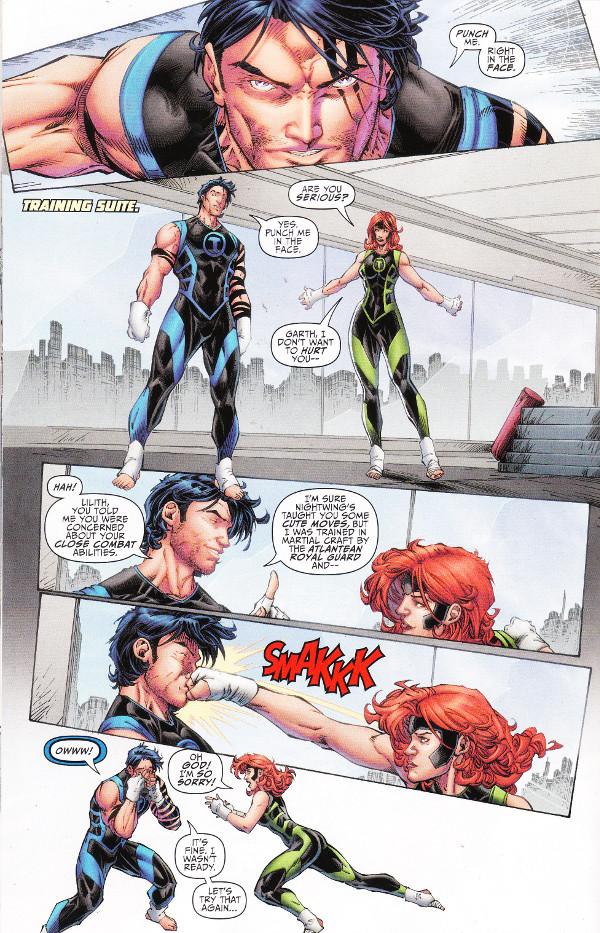Titans #8 Picture 1