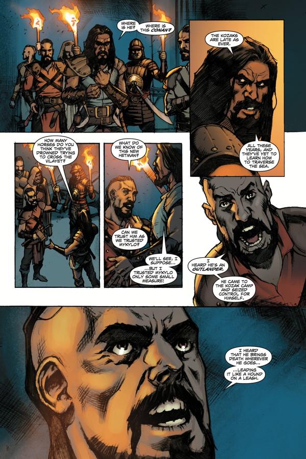 Conan The Slayer #7 Page 2