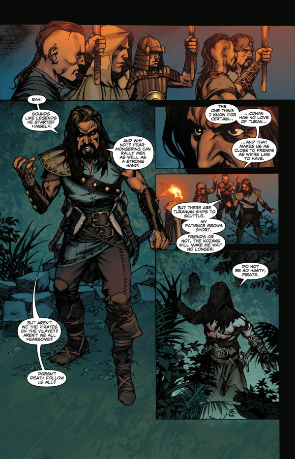 Conan The Slayer #7 Page 3