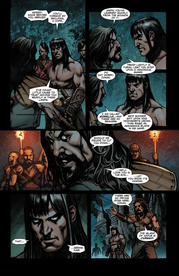 Conan The Slayer #7 Page 5