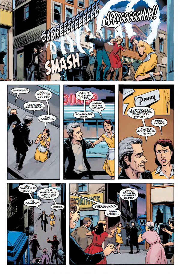 Doctor Who Year Three #2 Page 3