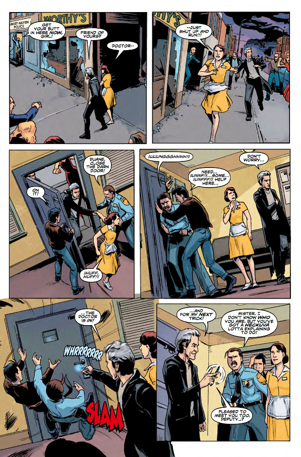 Doctor Who Year Three #2 Page 4