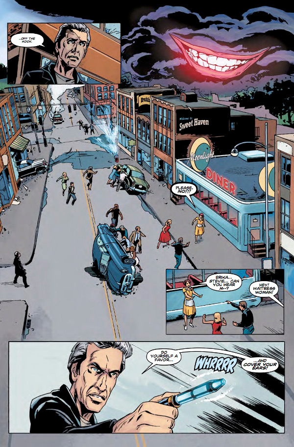 Doctor Who Year Three #2 Page 2
