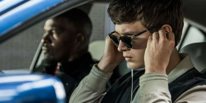baby driver review ansel elgort