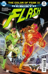 The Flash #23 Cover
