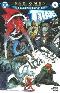 Titans 12 Cover