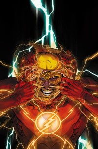 The Flash #25 Cover