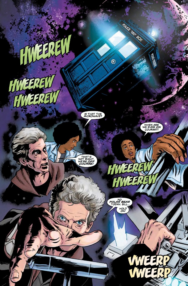 Doctor Who The Twelfth Doctor Year Three #5 Page 5