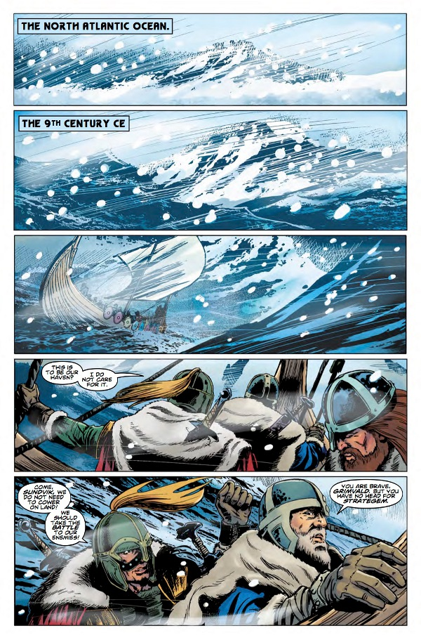Doctor Who The Twelfth Doctor Year Three #5 Page 1
