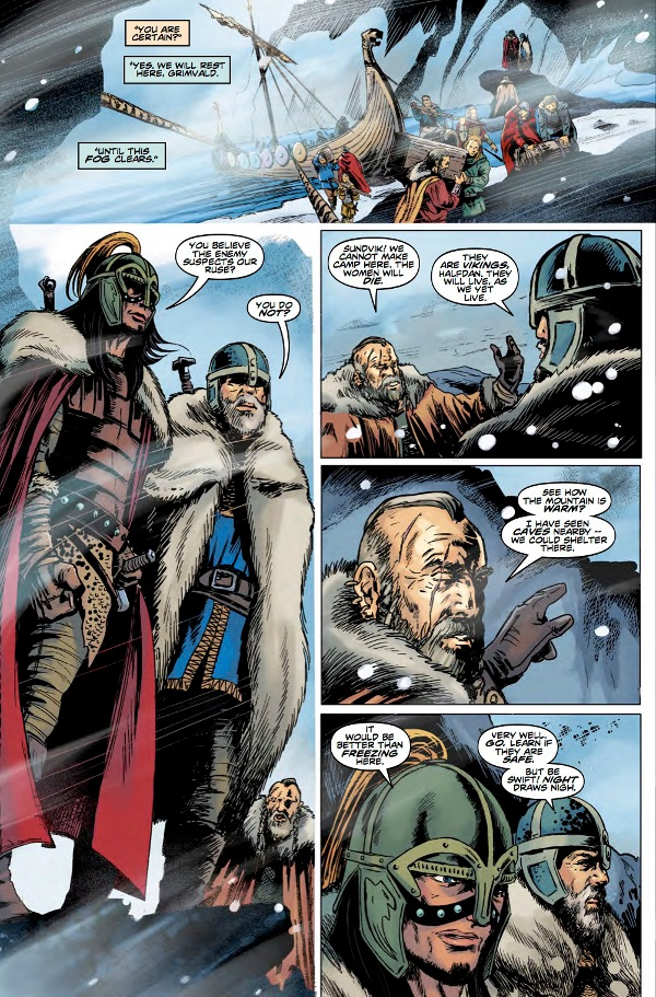 Doctor Who The Twelfth Doctor Year Three #5 Page 4