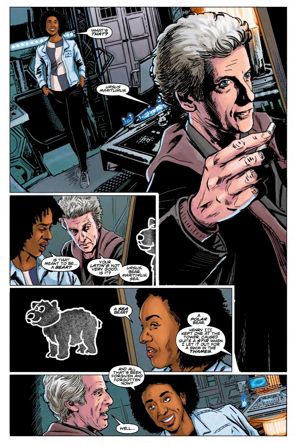 Doctor Who The Twelfth Doctor Year Three #5 Page 3