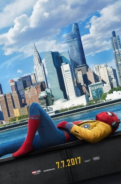 spider-man homecoming review poster