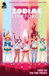 zodiac starforce cries of the fire prince 1 cvr
