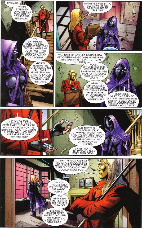 Detective Comics #963 Page 1