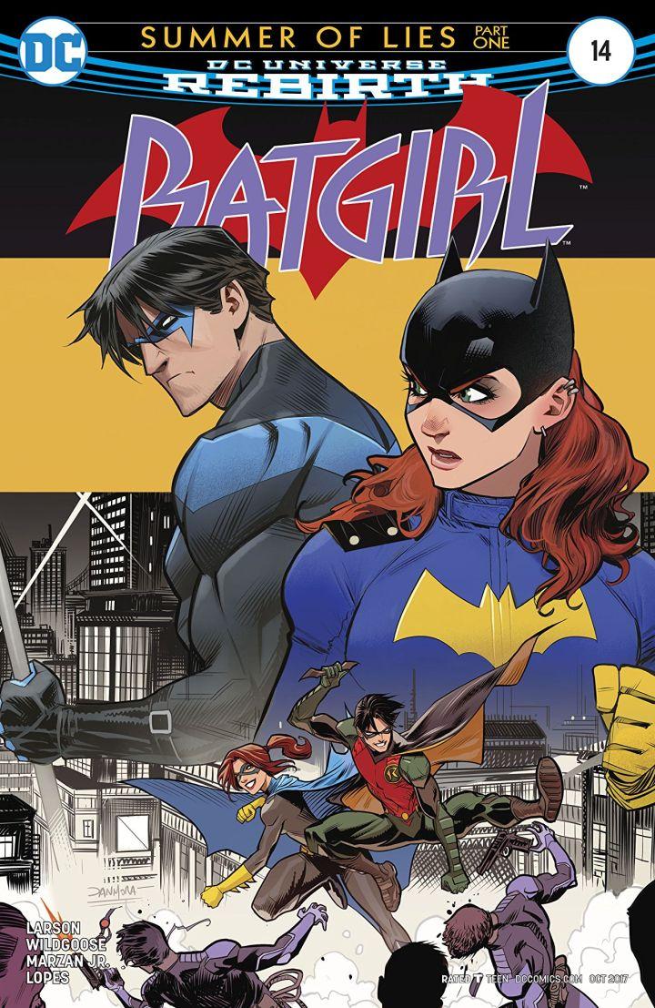 batgirl 14 cvr