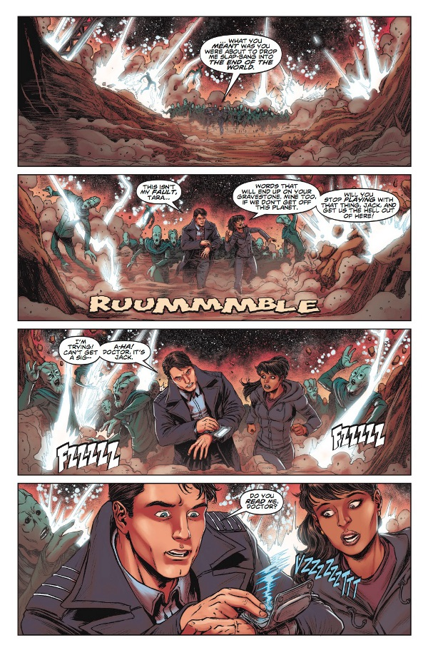 Doctor Who: The Lost Dimension - Alpha Page 2