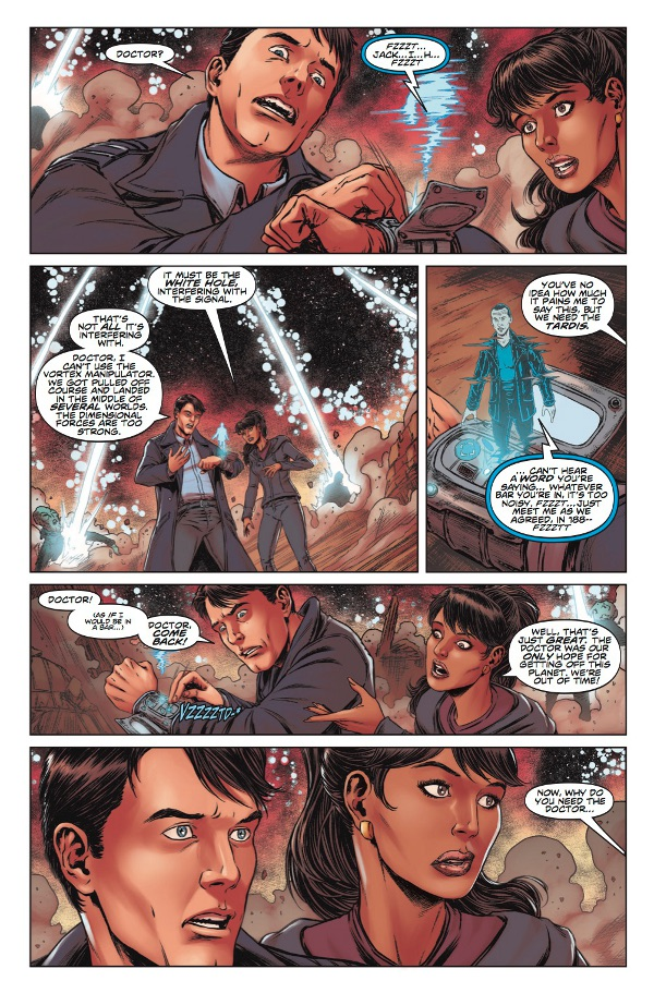 Doctor Who: The Lost Dimension - Alpha Page 3