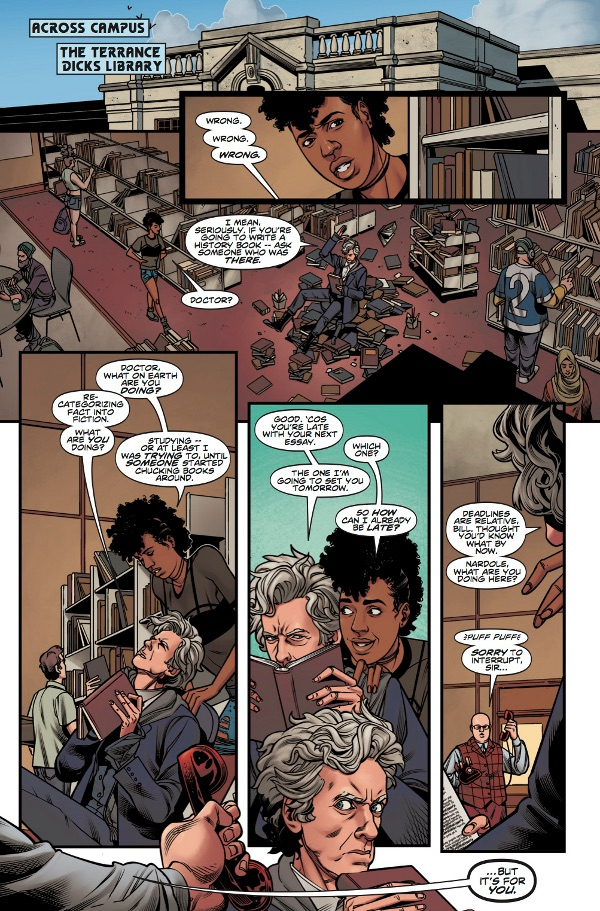 Doctor Who: The Lost Dimension - Alpha Page 6