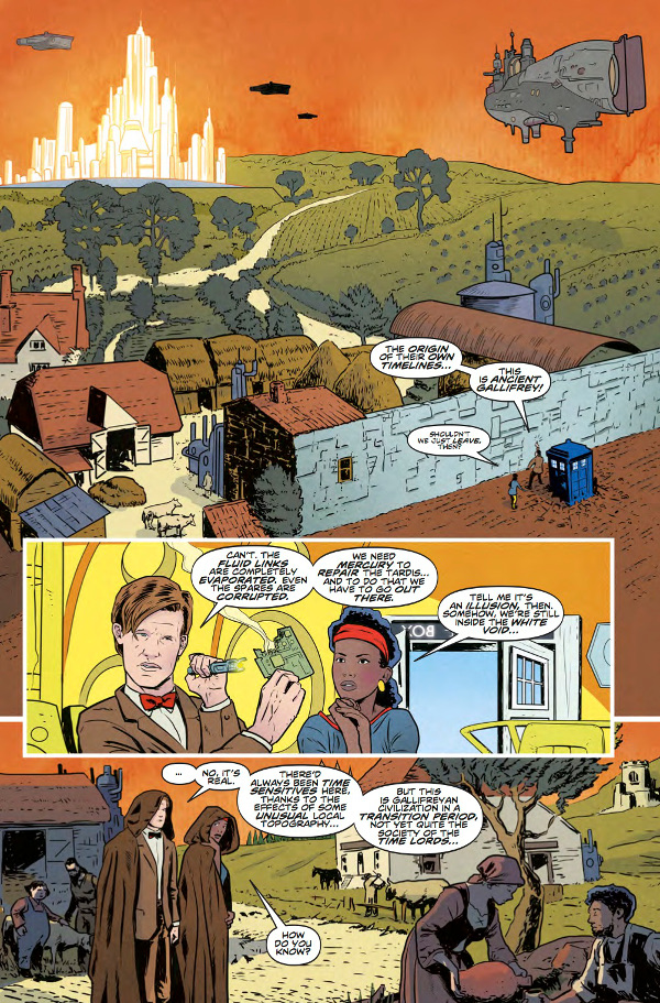Doctor Who: The Eleventh Doctor: Year Three #10 Page 4