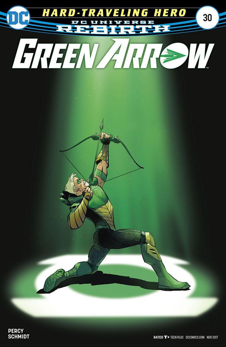 green arrow 30 cvr