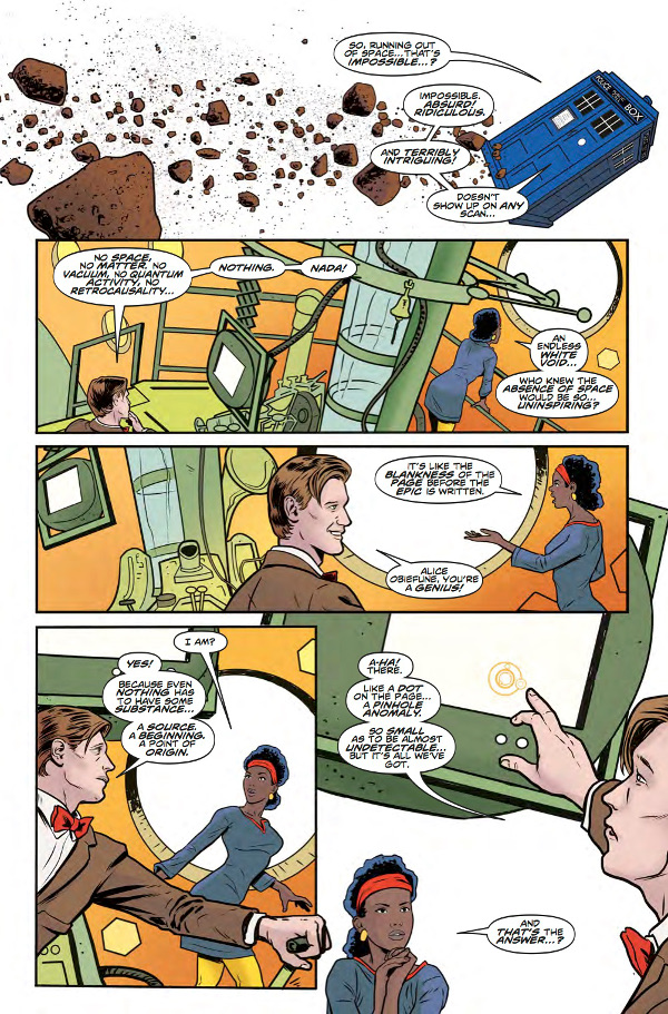 Doctor Who: The Eleventh Doctor: Year Three #10 Page 1