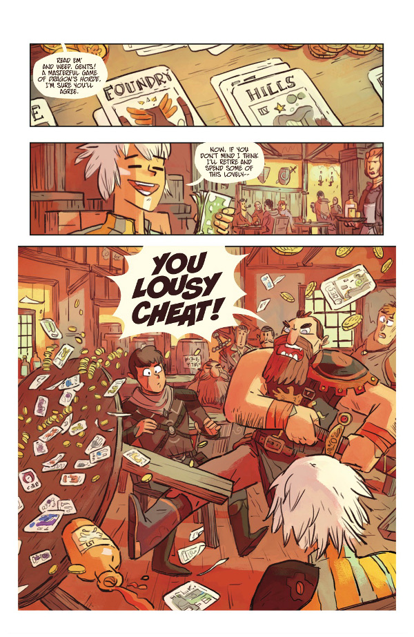 Scales & Scoundrels #1 Page 2