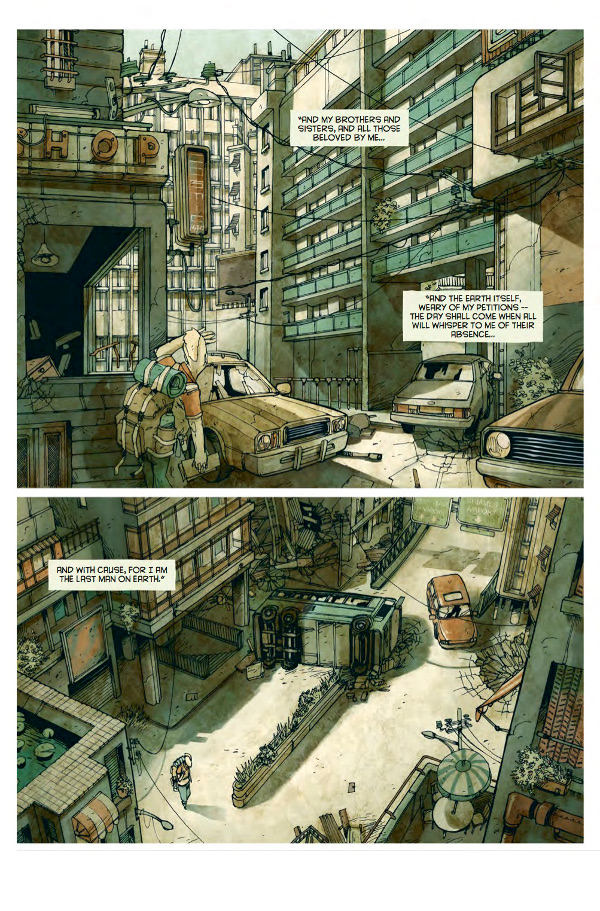 The Beautiful Death #1 Page 7
